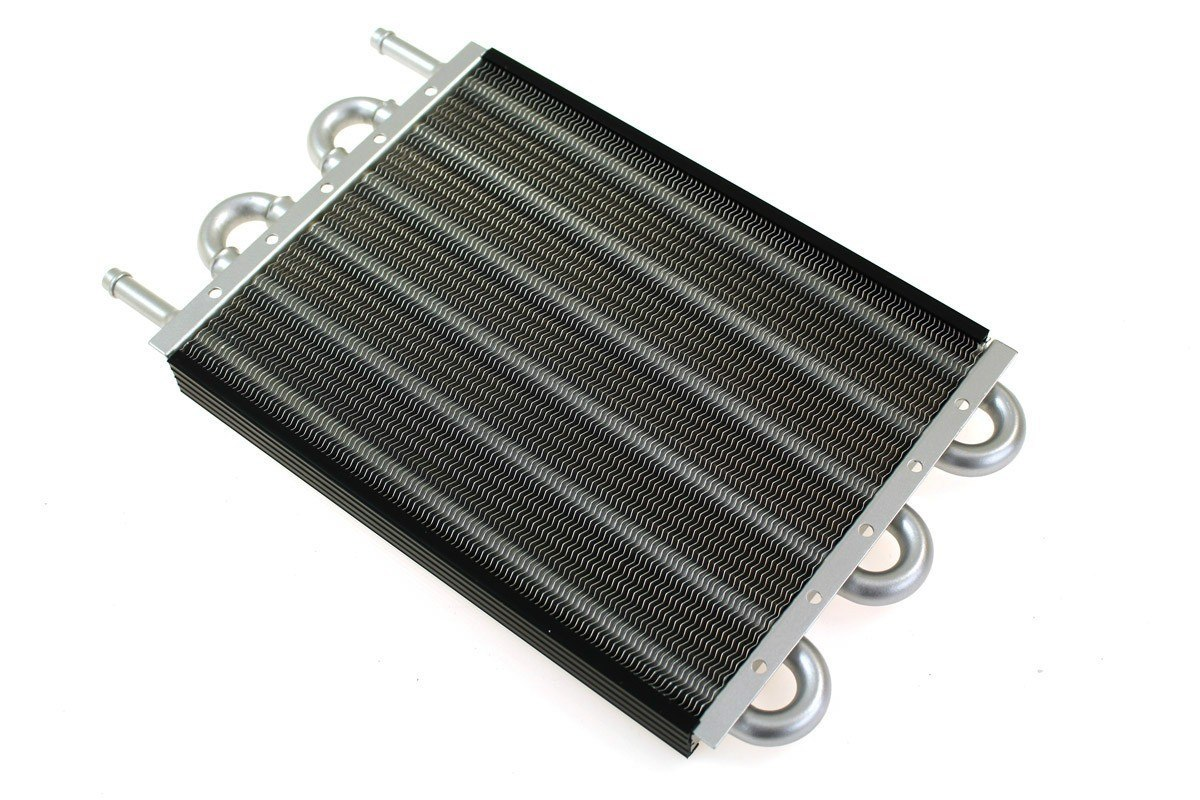 Chłodnica wspomagania, skrzyni biegów TurboWorks 6-rzędowa - GRUBYGARAGE - Sklep Tuningowy